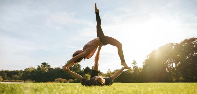 Cesta k relaxu prostredníctvom jogy