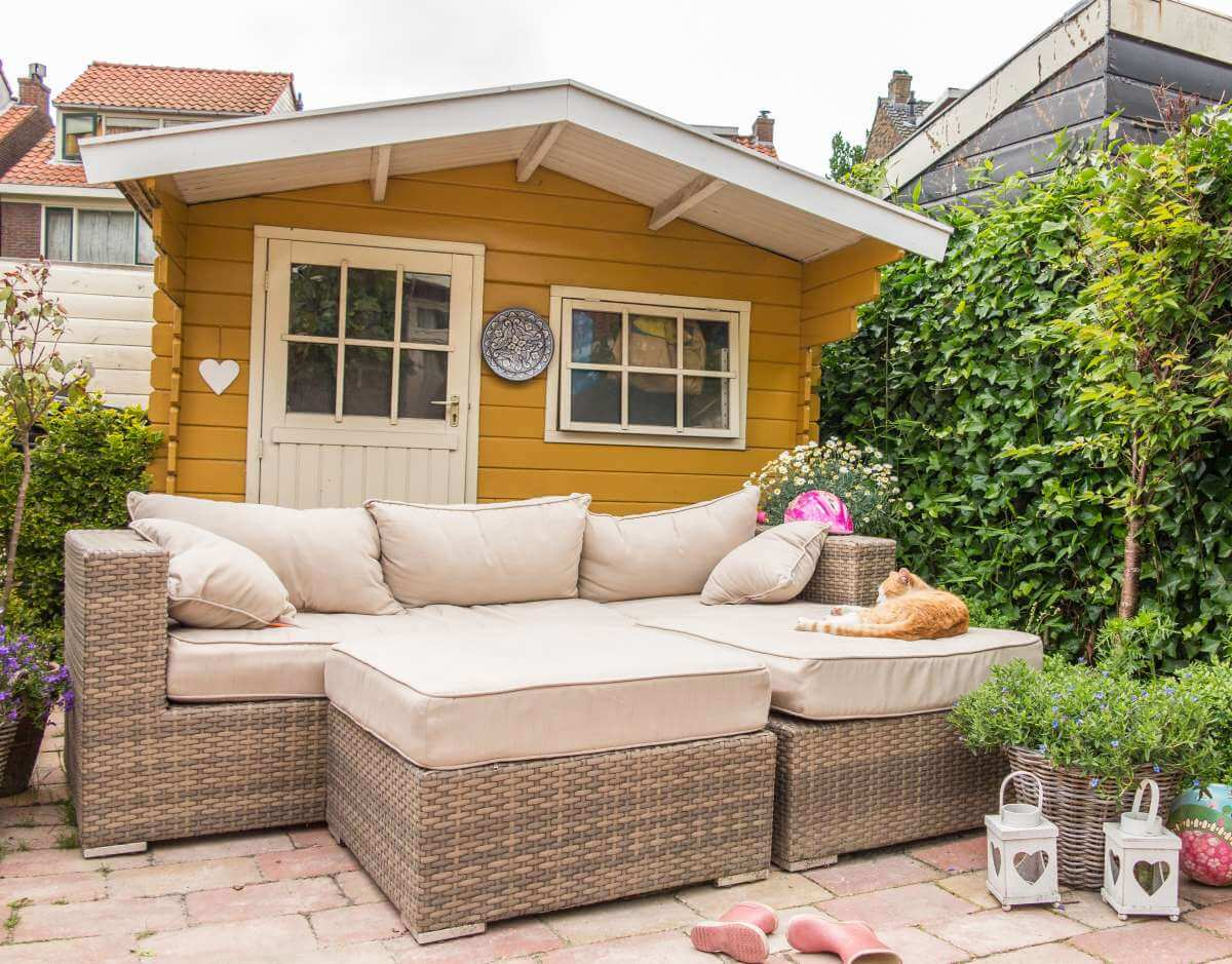 Na čo treba myslieť pri vyberaní a stavbe záhradného domčeka?